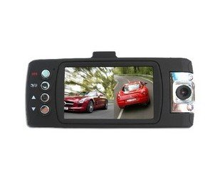 Cran Auto DVDR Car DVR
